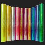 Scheinwerfer Folien in 22 Farben