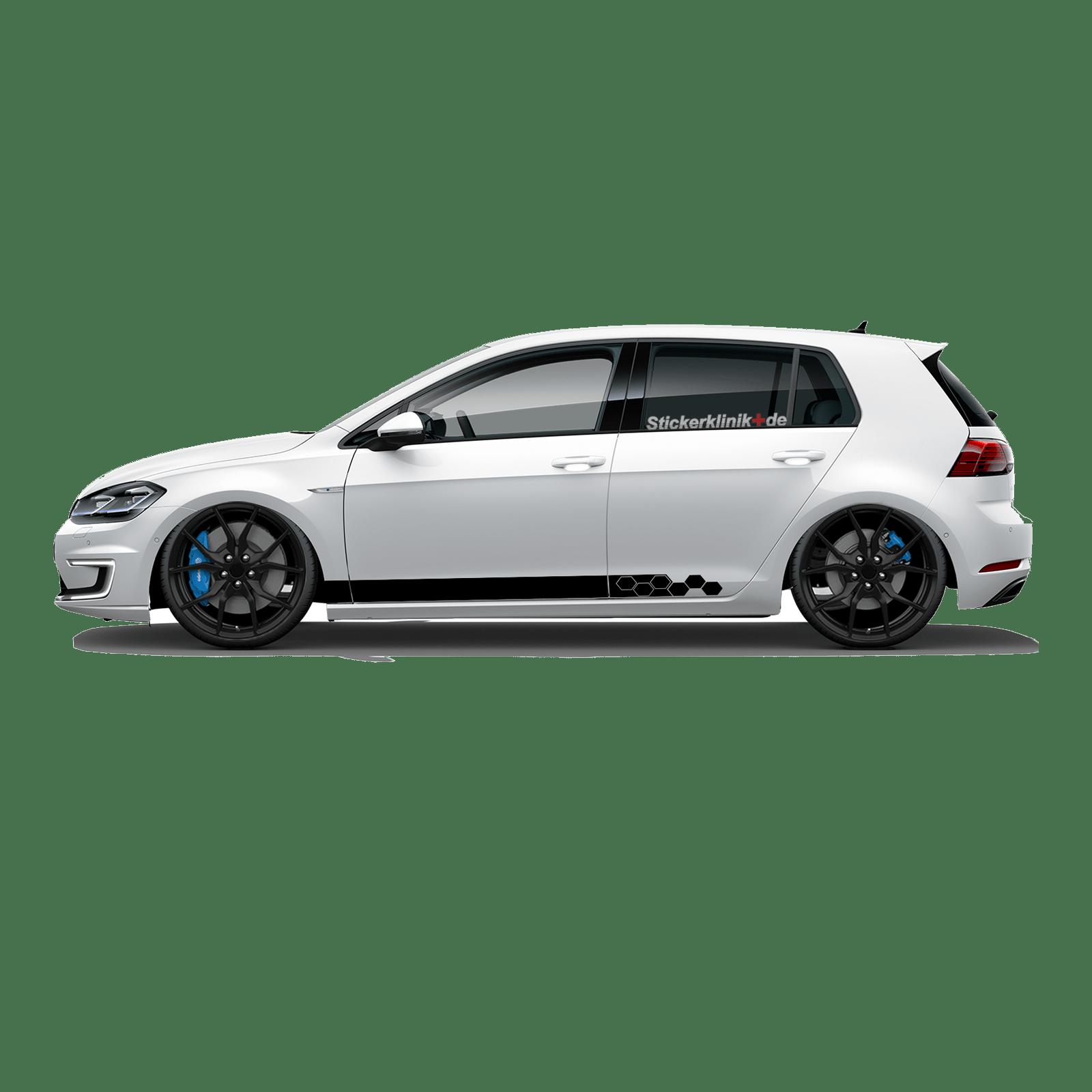 Auto Seitenaufkleber Seitenschweller Aufkleber für das Auto