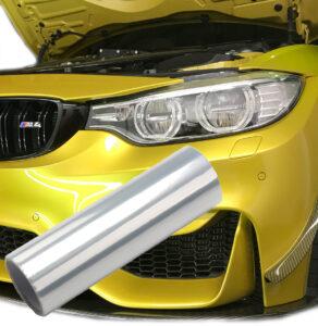 Auto Scheinwerer Folie Transparent