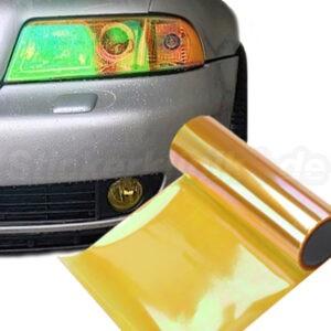 Autoscheinwerfer lasieren