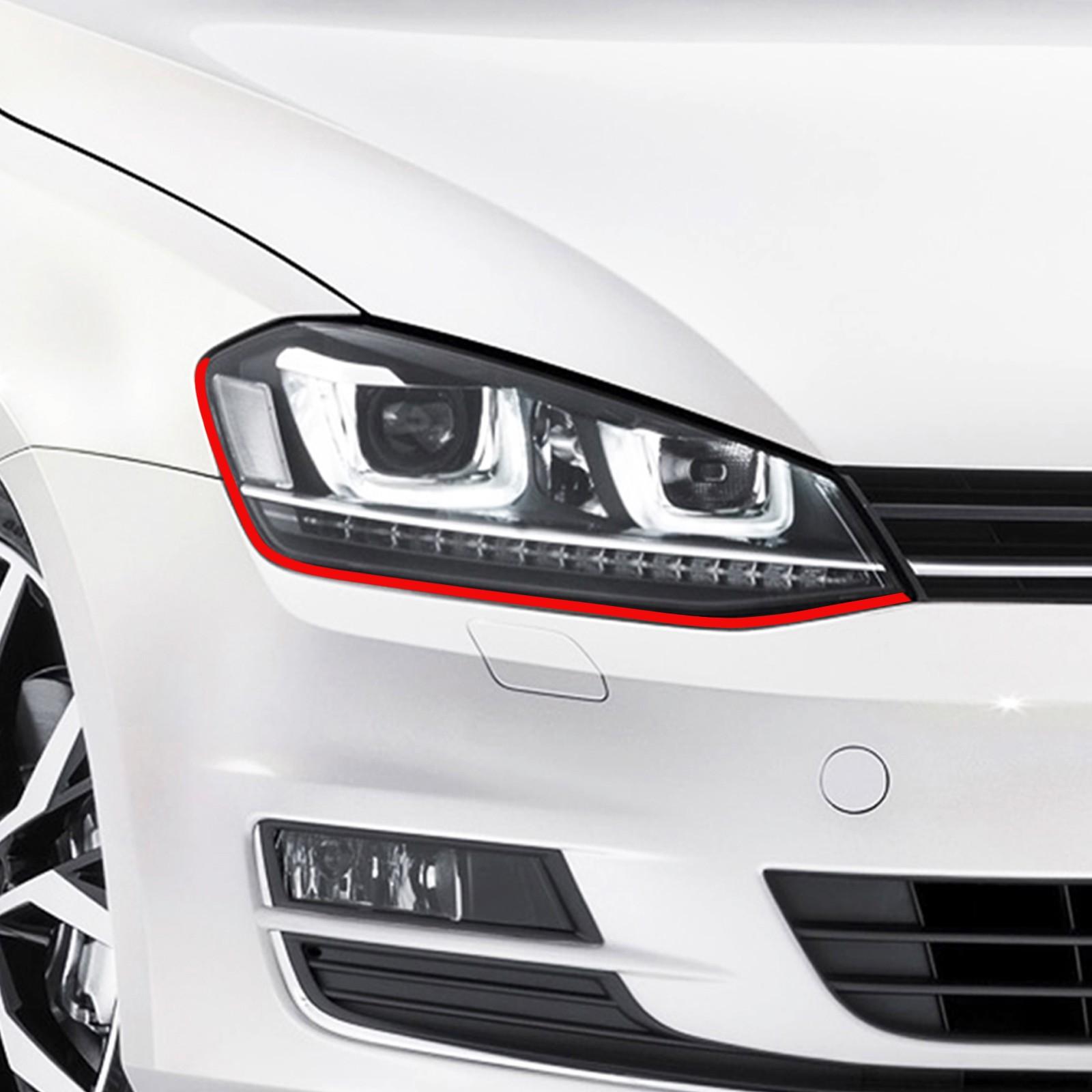 Bößer Blick passend für VW Schirokko Auto Scheinwerfer Folie