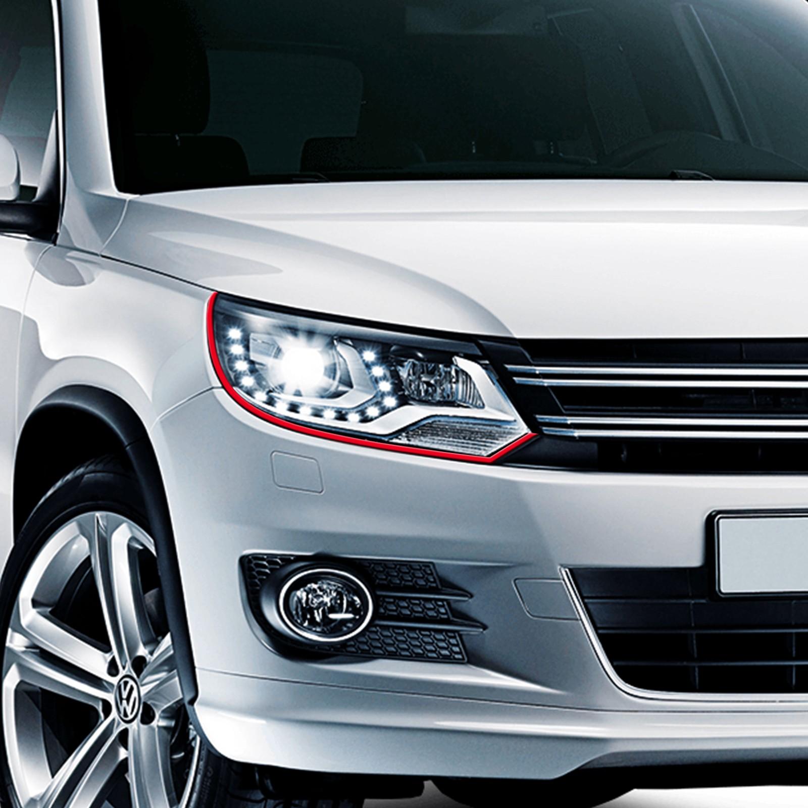 Bößer Blick passend für VW Tiguan Auto Scheinwerfer