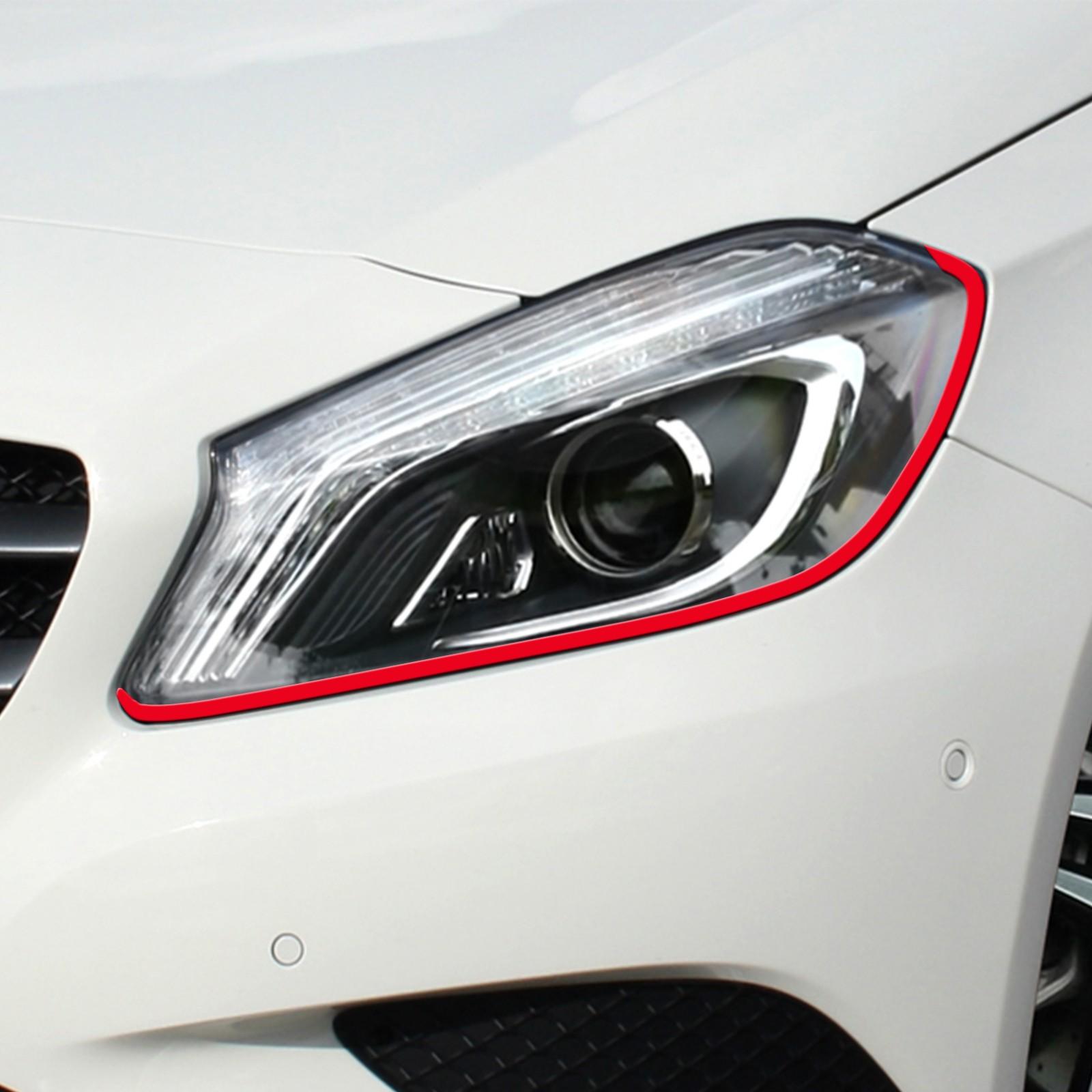 Bößer Blick passend für Mercedes Benz Auto Scheinwerfer Folie