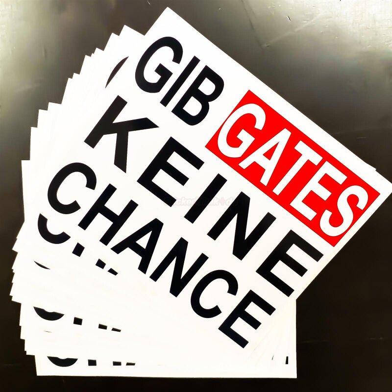 Gib Gates Keine Chance Bilder